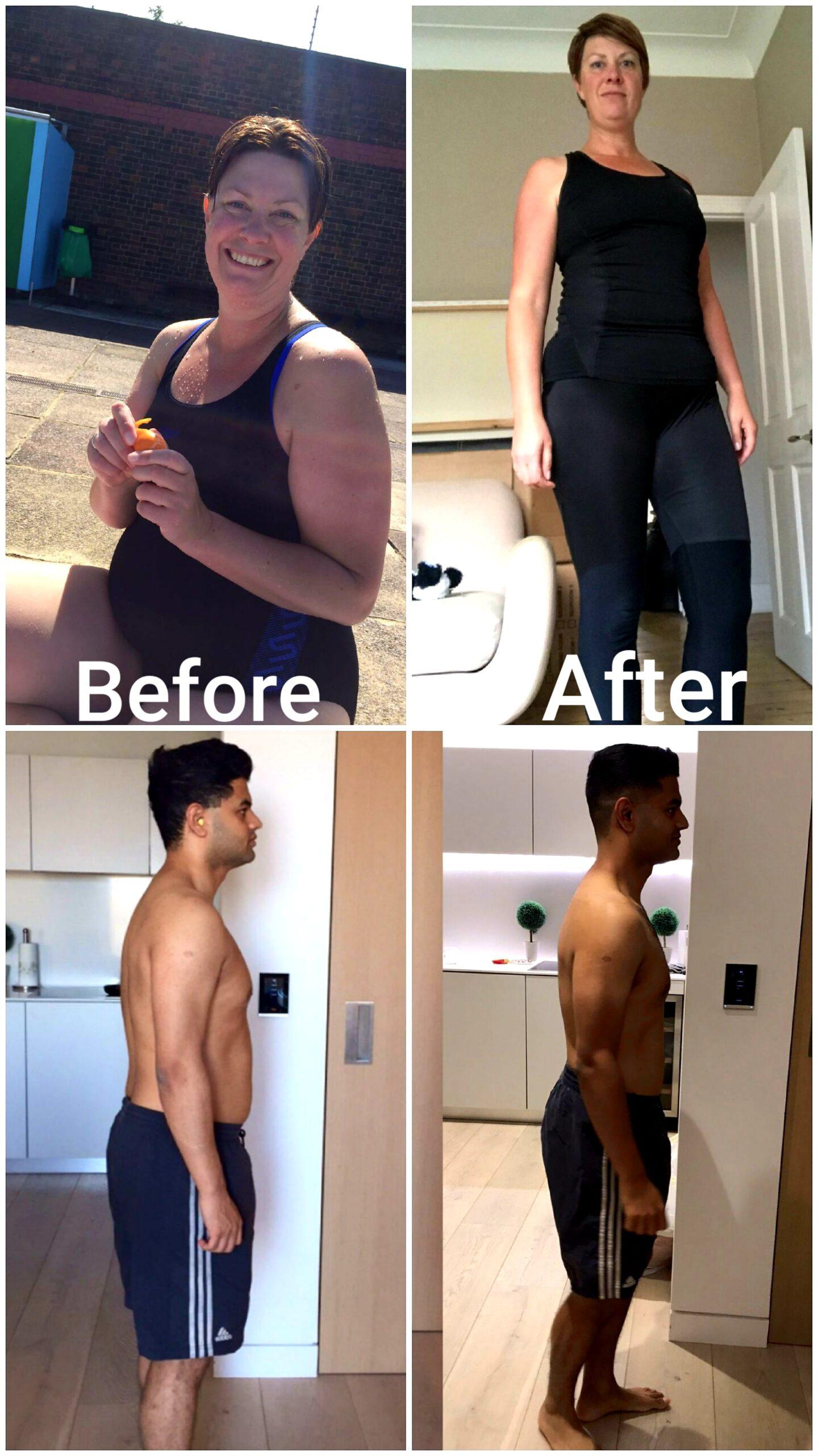 GA Fitness Training results